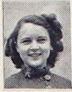 Betty White yearbook