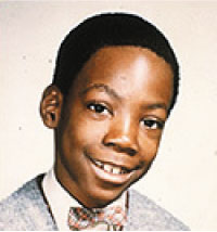 Eddie Murphy yearbook