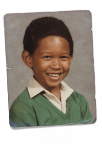 Usher yearbook